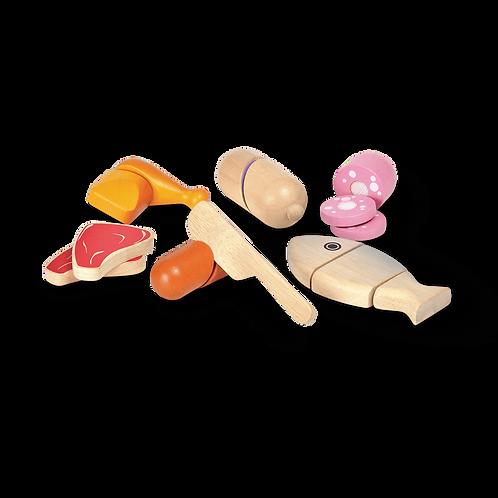 Plantoys Meat Set