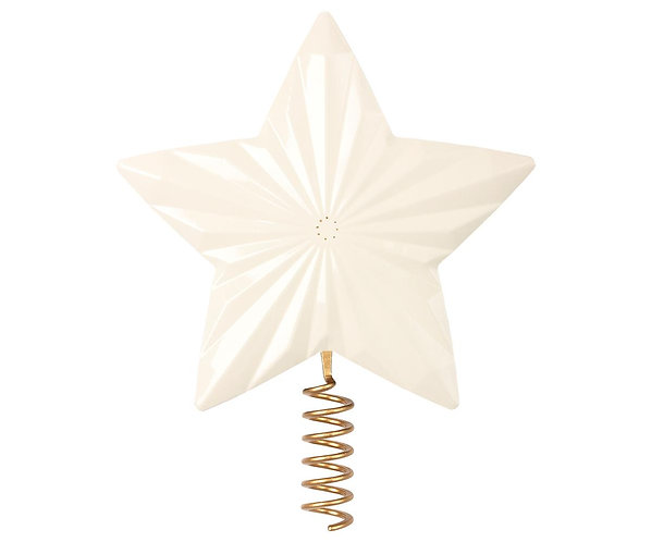 Star for Christmas Tree maileg mellow singapore