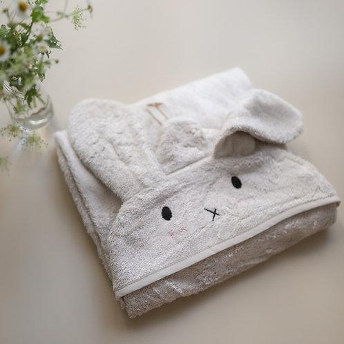 Mellow Singapore Bunny Bamboo Bath Towel