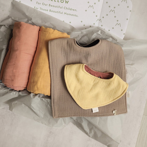 Mellow Singapore Welcome to the World Gift Set - Yuzu