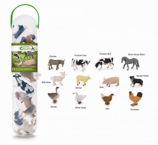 CollectA Mini Farm Animals Set