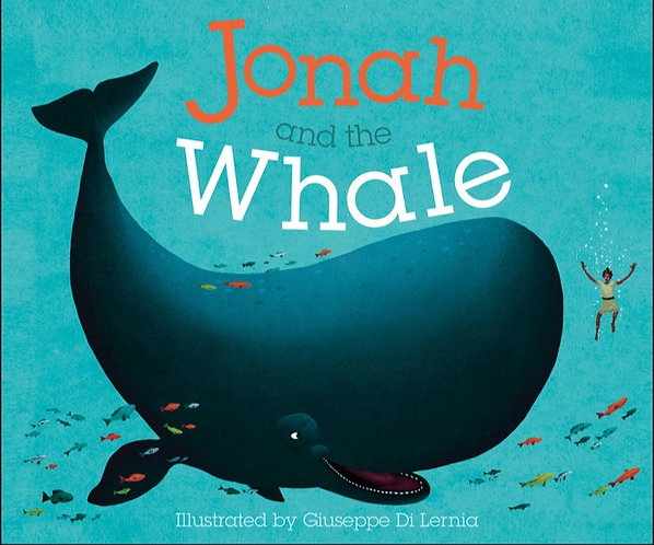 Jonah and the Whale by DK