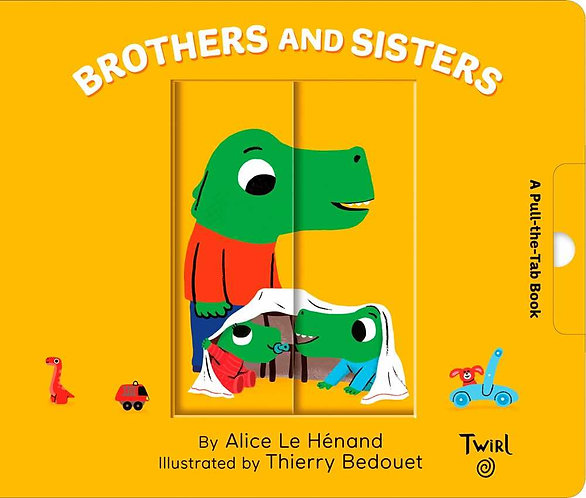 Pull and Play: Brothers and Sisters