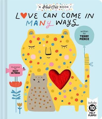 Love Can Come in Many Ways - Terry Pierce