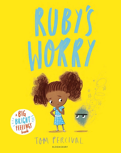 Ruby's Worry Book by Tom Percival