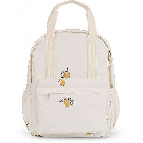 Konges Slojd Mini Loma Backpack - Lemon