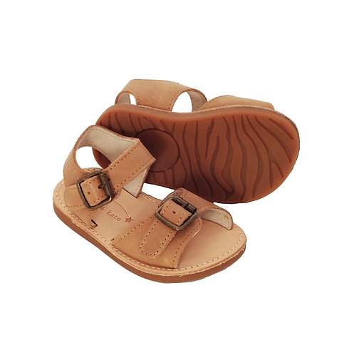 Kit & Kat Sandals - Scout Sand
