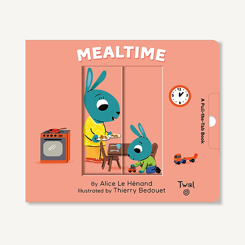 Pull and Play: Mealtime