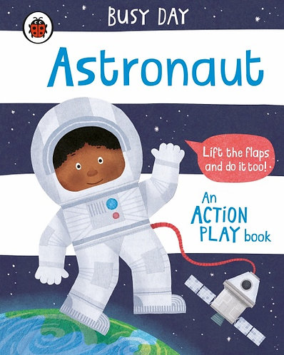 Busy Day- Astronaut