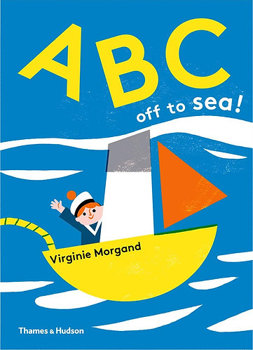 ABC- Off to Sea! Book by Virgine Morgand