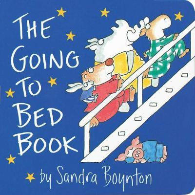 The Going to Bed Book Book by Sandra Boynton