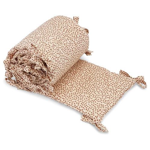 Konges Slojd Crib Bumper - Buttercup Rosa