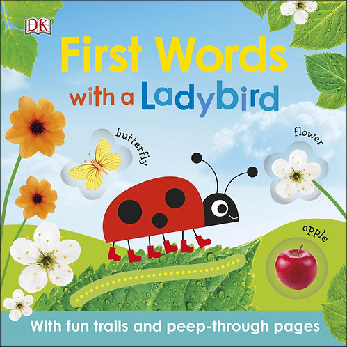 First Words with a Ladybird by DK