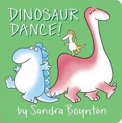 Dinosaur Dance! Book by Sandra Boynton
