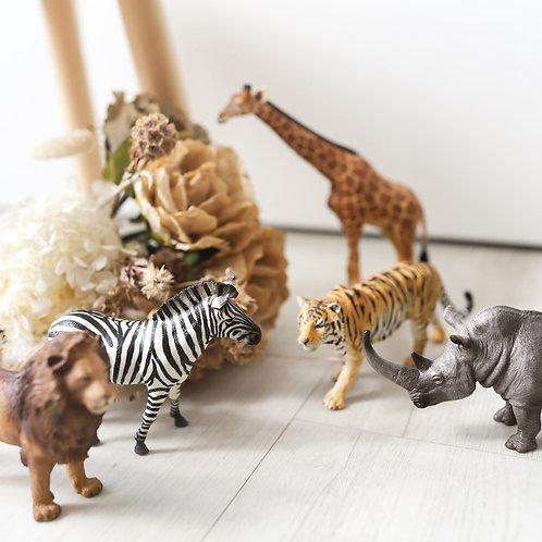 CollectA Wildlife Set - 5pcs