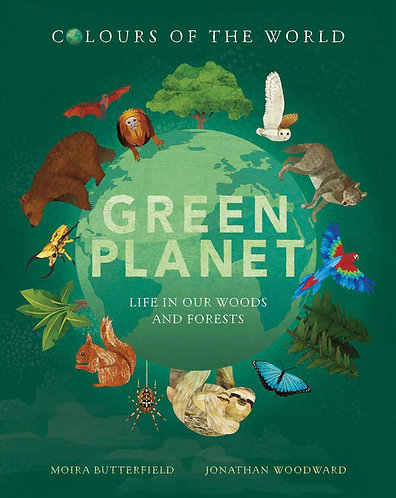 Colour of the world: Green Planet Singapore Mellow Book