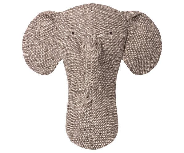 Maileg Elephant Singapore Rattle