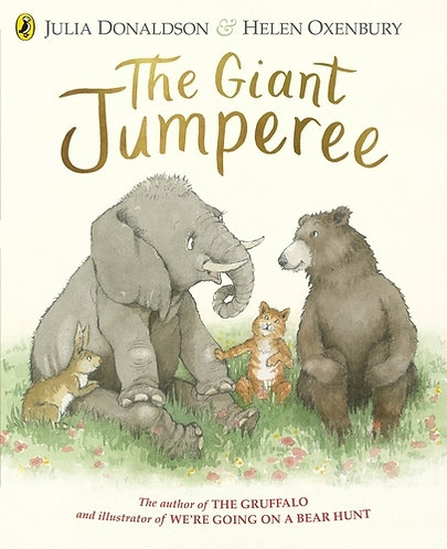 The Giant Jumparee Book by Julia Donaldson
