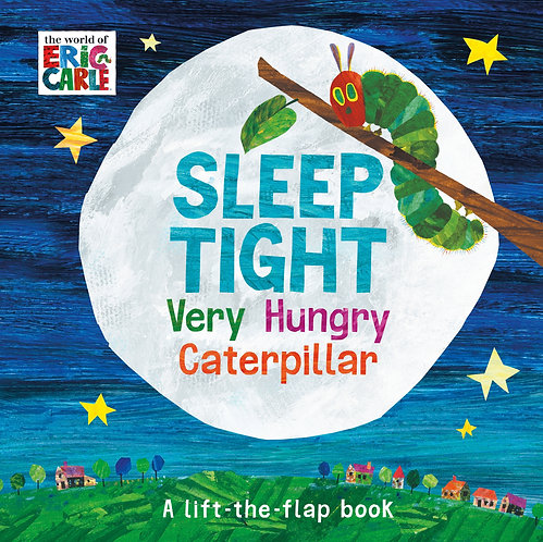Sleep Tight Very Hungry Caterpillar Book by Eric Carle