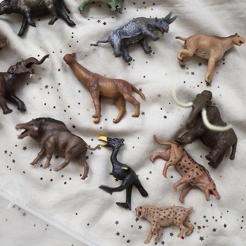 CollectA Mini Prehistoric Animals Set