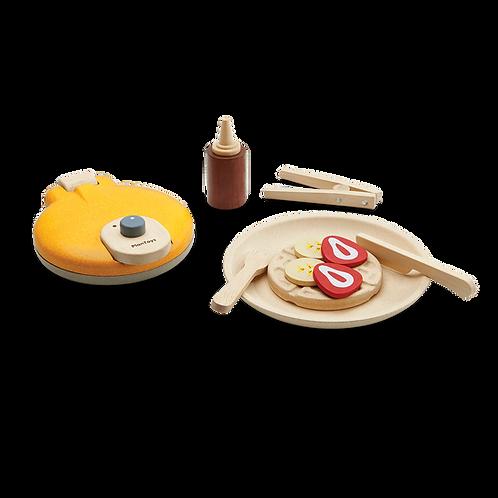 Plantoys Waffle Set
