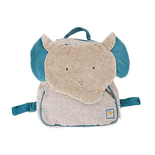 Moulin Roty Bergamotte Elephant Child Backpack