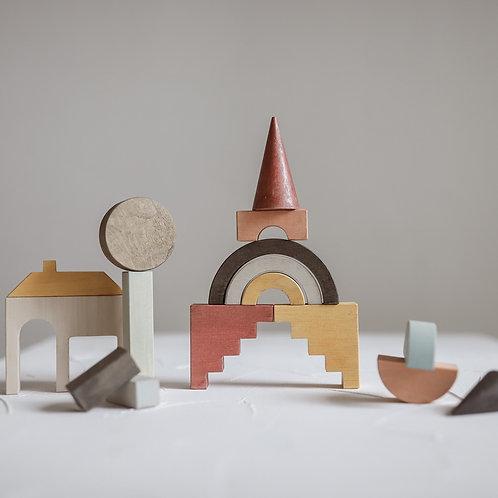 MinMin Copenhagen Architectural Block