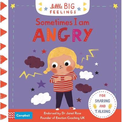 LittleBigFeelings Sometimes I Am Angry