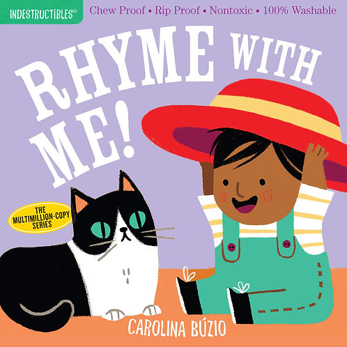 Indestructibles: Rhyme with Me!