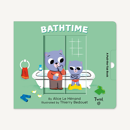 Pull and Play: Bathtime