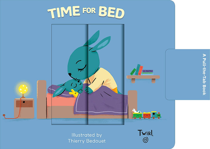 Pull and Play: Time for Bed