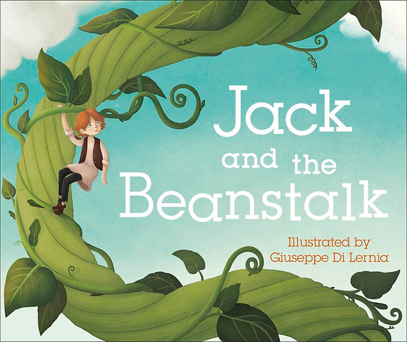 Jack and the Beanstalk by DK