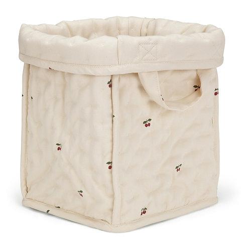 Konges Slojd Small Quilt Box - Cherry