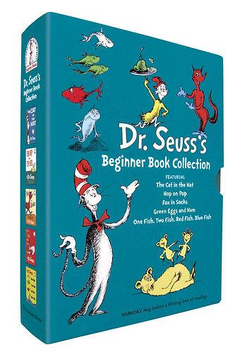 Dr. Seuss's Beginner Book Collection