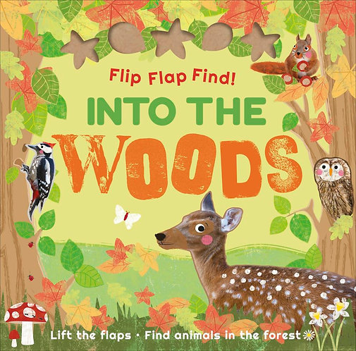 Flip Flap Find: Into the Woods