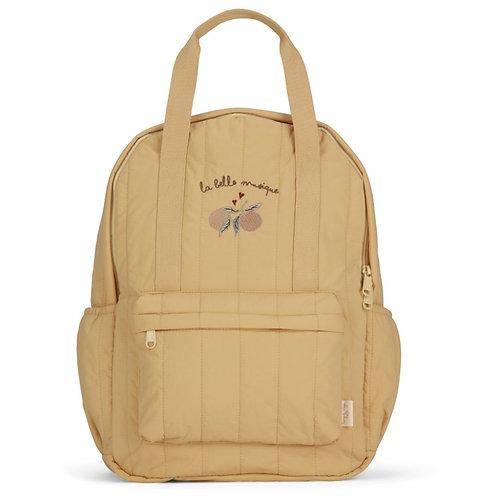 Konges Slojd Junior Loma Backpack - Orange Sorbet