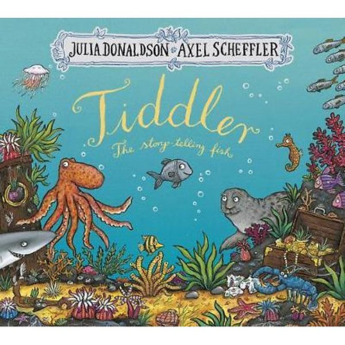 Tiddler Book by Julia Donaldson Singapore