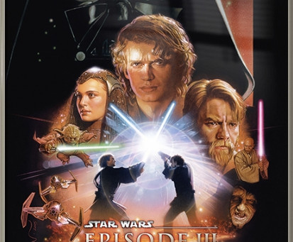 Star Wars: Episode III - Revenge of the Sith (2005) Dir. George Lucas - Review