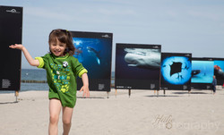 tanzen am Strand (Horizonte Zingst)