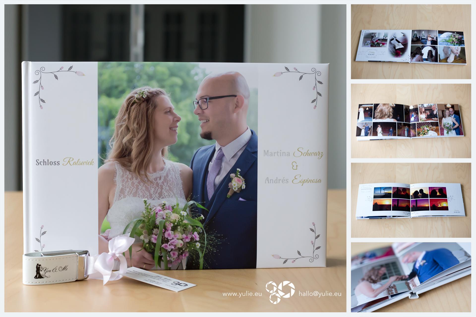 Hochzeitsfotobuch Querformat_Yulie