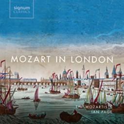 Mozart in London, Signum