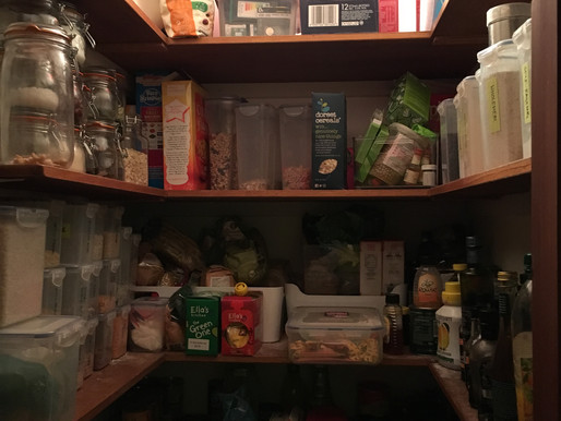 A SMALL RANT ABOUT MY CUPBOARD