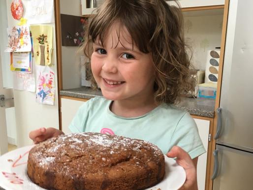 SECRET INGREDIENT CAKE
