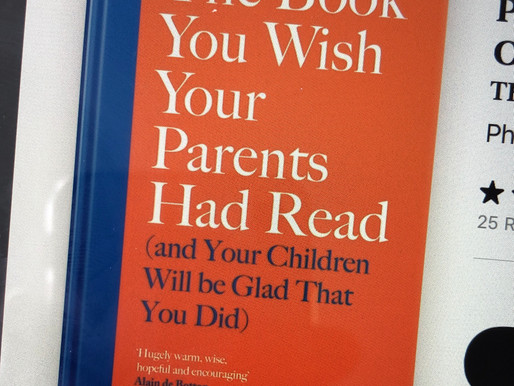 WHAT ARE YOUR VIEWS ON PARENTING BOOKS?