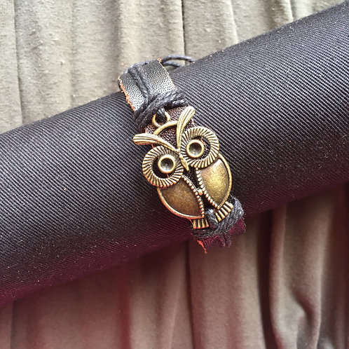 Smart Owl  |  Wind Elements Bracelet