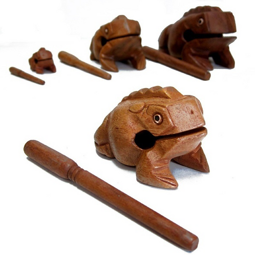 Lucky Frog  |  Sound Elements Percussion
