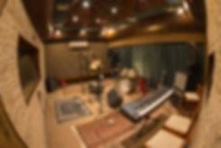 Peregrino Music Studio Main Recording Room