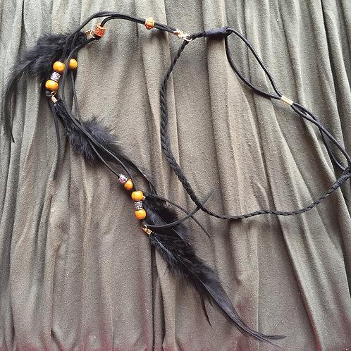 Feathers Royal Blackbird
