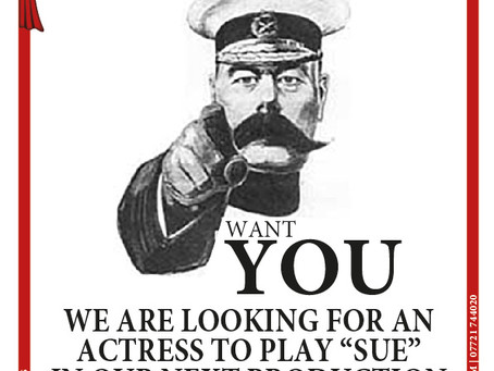 The Bartholomew Players Want YOU!