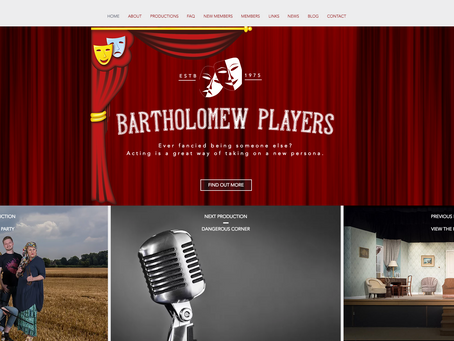 Our new website goes live!